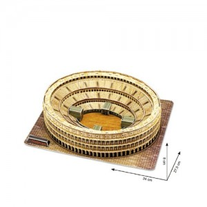 3D Puzzle The Colosseum - Rome