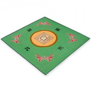 YMI Mahjong / Card / Game Table Cover - Green