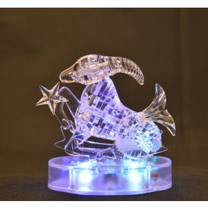 Cartoon Puzzle Toy Flash transparent Aries Model