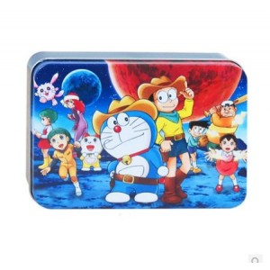 Cartoon Puzzle Toy Doraemon Model