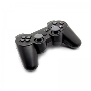 2-in-1 Dual-Shock Gaming Controller for PS3/PC