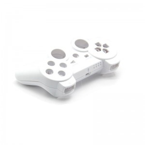 Full Housing Shell Case with Buttons for PS3 Wireless Controller (White)