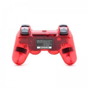 GOIGAME Rechargeable Bluetooth Wireless DoubleShock SIXAXIS Controller for PS3