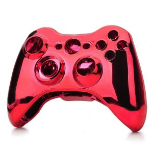 Replacement Wireless Controller Set for XBOX 360 - Red