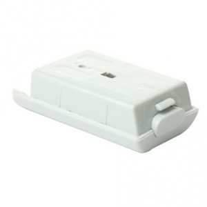 XBOX360 Controller Battery Cover (White)