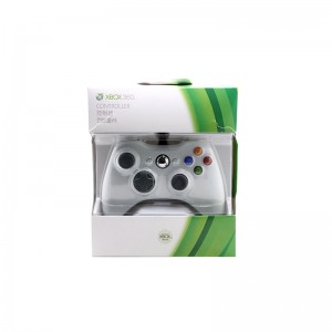 Wired Game Controller Joystick for Xbox 360