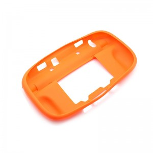 Protective Durable Soft Silicone Case Cover for Wii U