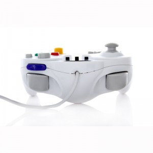 Wired Shock Game Controller for Nintendo GameCube NGC and Wii