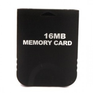 16MB Memory Card for Wii GC