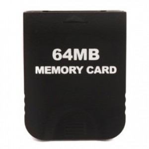 64MB Memory Card for Wii GC