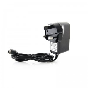AC Power Adapter / Charger for Wii U (UK Plug)