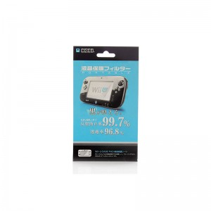 Crystal Clear Screen Protector for Wii U