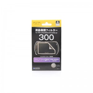 Crystal Clear Screen Protector for PSP Go