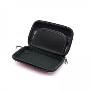 Stylish PU Leather Protective Hard Carrying Case for NDSi/NDS Lite