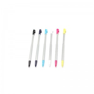 Retractable Stylus Touch Pens for 3DS (6-Piece Pack)