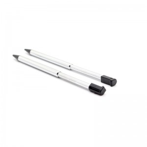 Aluminum Extendable Stylus for 3DS (2-Stylus Pack)