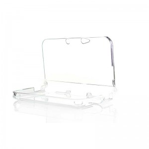 Protective PVC Crystal Case for 3DS LL