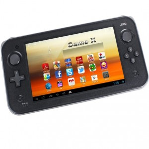 7 Inch JXD S7300 Dual Core Game Console HD  Screen Android 4.1 1GB/8GB HDMI OTG