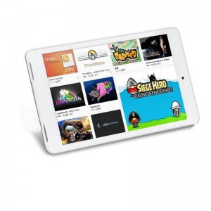 Bmorn K22 Quad Core Tablet PC 7-inch IPS Screen Android 4.1 Jelly Bean Dual Camera HDMI Ultra Thin 8GB