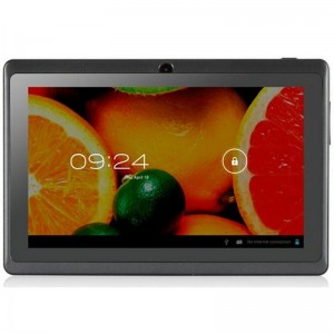 IPPO Y88 7-inch Android 4.1.1 Dual Core IMAPX820 1.5GHz Tablet PC with External 3G, Dual Camera & Capacitive Touch (4 GB) (Black)