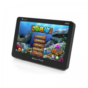 JXD S18 Mini IPad Tablet PC 4.3-inch Resistive Screen Android 4.0 4 GB Black