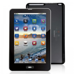 Malata T100 7-inch Android 2.2 Tablet PC IPS Bluetooth Cortex A9 Dual Core CPU Camera HDMI
