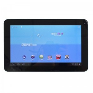 Ployer MOMO9 Star Tablet PC 9-inch Android 4.0 8 GB 2160P White