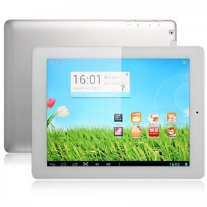 Teclast P98 Quad Core A31 Tablet PC 9.7-inch IPS Screen Android 4.1 2 GB RAM 4K Video Silver