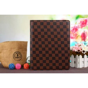 Eastvita 360 Rotating Leather Case Smart Cover Stand for Apple iPad Air brown