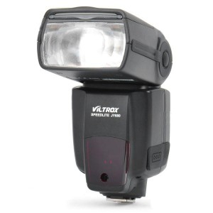 "VITROX JY-680 2.2"" LED Flash Speedlite Speedlight (4 x AA)"