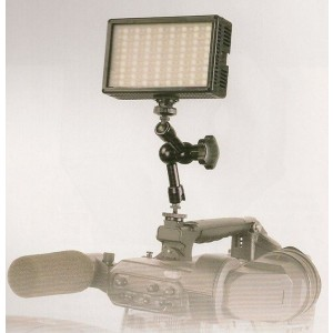 LED Light; Camera Light, LED144AS; Camcorder Light