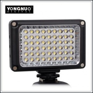 48pcs Professional LED Video Light Yongnuo YN 0906 for Camera & Camcorders Canon