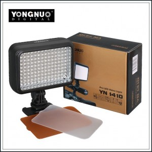 140PCS Pro LED Video Light YN 1410 for Camera Camcorder