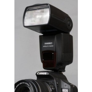 Flash Unit Speedlite YN-565EX Canon T3i T2i T1i Xsi Xti