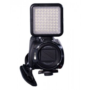 SYD-0808 YONGNUO 64 LED Photo Video Light for Cameras