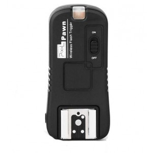 Pawn TF-362RX 2.4GHz Wireless Remote Flash Trigger Receiver for Nikon PF154