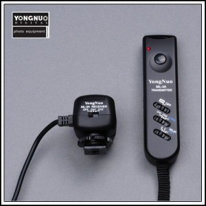 YONGNUO YN218 Wireless Shutter Release YN-218 Wireless Remote for canon Nikon Olympus
