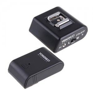 YONGNUO CTR-301P Wireless Flash Sync Trigger Receiver PC