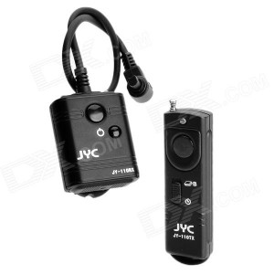 YongNuo RF Wireless Remote Focus + Shutter Release Trigger for Canon DSLR Digital Cameras