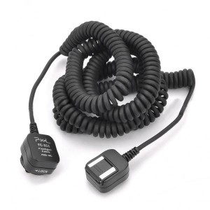 FC-311/L Off Camera Flashgun Cable for Canon EOS (10M-Length)