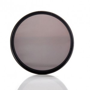 Neutral Density ND8 Camera Lens Filter (67mm)