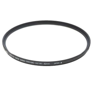 PRO1-D DMC Ultra-Thin Multi-Coated UV Camera Filter - Black (82mm)