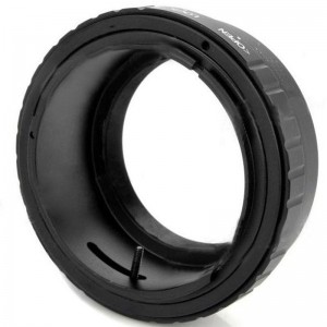 Canon FD Lens to Sony NEX Adapter Ring - Black