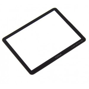 Fotga Glass LCD Screen Glass Protector for Canon 40D 50D 5DII