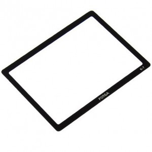 FOTGA Clear Glass LCD Screen Protector for Pentax K-7