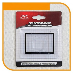 Highest Protection JYC Pro Glass LCD Screen Protector for Canon 550D