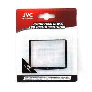 Highest Protection JYC Pro Glass LCD Screen Protector for Nikon D90 BM-10