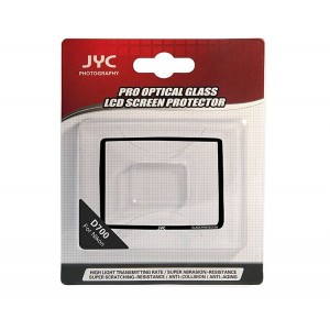 Highest Protection JYC Pro Glass LCD Screen Protector for Nikon D700 BM-9