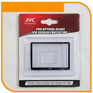 Highest Protection JYC Pro Glass LCD Screen Protector for Nikon D3100