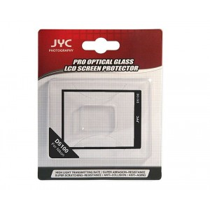 Highest Protection JYC Pro Glass LCD Screen Protector for Nikon D5100